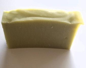 Hemp Patchouli Geranium Oil Soap, Moisturizing, Cleansing, Sensitive Skin, Nourishing, Handmade, Vegan, Natural, Chemical Free,