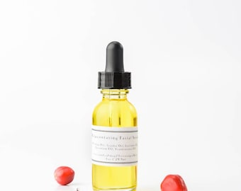 Rejuvenating Natural Facial Oil - Rosehip Oil, Moisturizing, Skincare, Face, Hydrating, Vegan, Fine Lines, Natural, Serum, Healthy skin