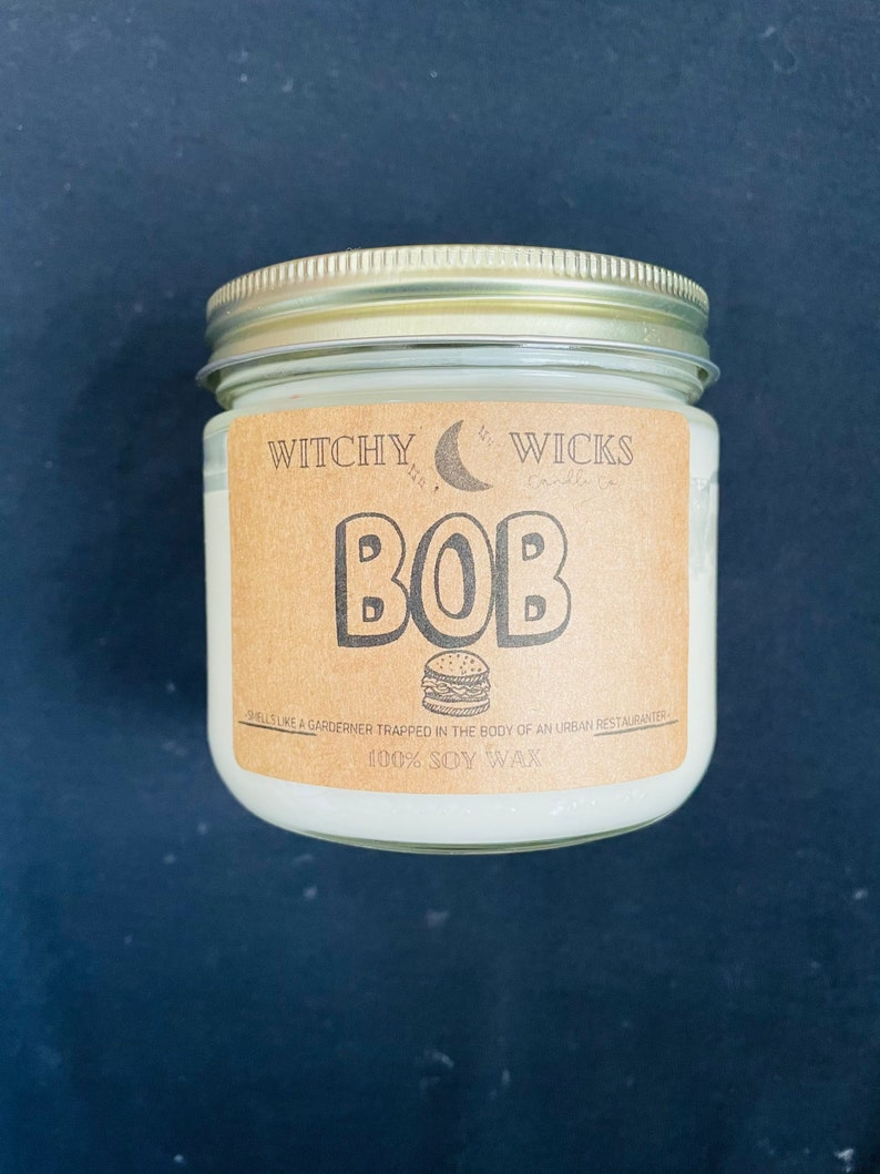 Bob\u2019s Inspired FIVE Candle Pack 100/% Soy Wax Candles