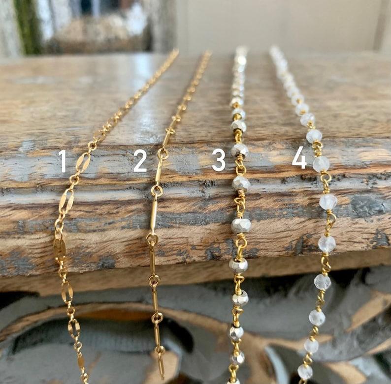 Gold Anklet Pearl Anklet Pearl Ankle Bracelet Handmade