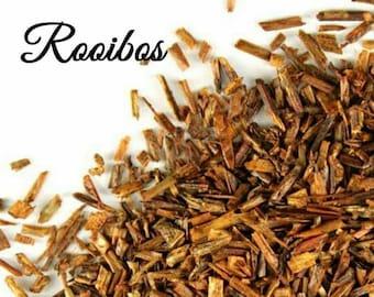 Rooibos Tea... Loose Leaf tea, Red Tea, Kosher, Gift, Birthday,
