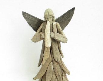 Wooden Angel Etsy
