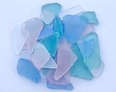 Sea Glass Mix-Beach Glass Assorted Colors-Sea Glass Bulk-Craft Supplies-Beach Wedding Decor-Beach Wedding Supplies-Home Decor-Sea Glass