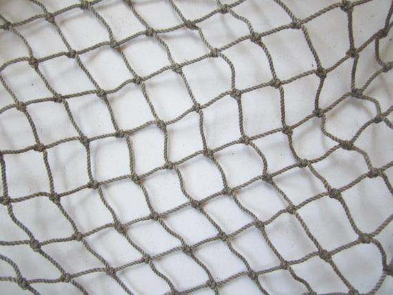 6.6-Feet x 3.3-Feet Fish Netting Rope Party Theme Decor