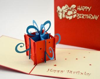 3d birthday card etsy 3d cards birthday card happy birthday card pop up card 3d birthday card birthday cake card birthday paper good m4hsunfo