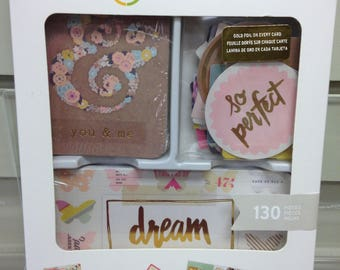 Project Life Notes & Things Value Scrapbook Kit