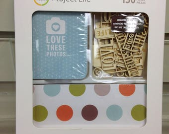 Project Life Cathy Zielske Value Scrapbook Kit