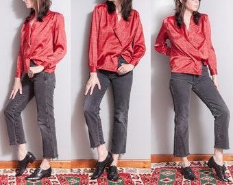 Vintage 1980's/1990's | Faded Black | Rustler | Mid-High Rise | Denim | Jeans | S
