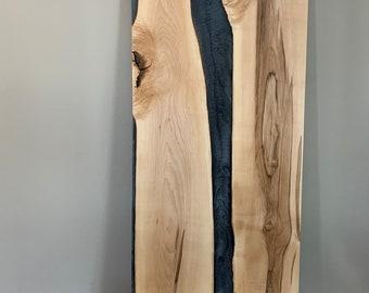 Custom Wood Table: DEPOSIT