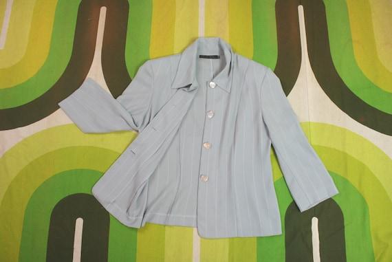 90's Two Piece Pant Suit - image 5