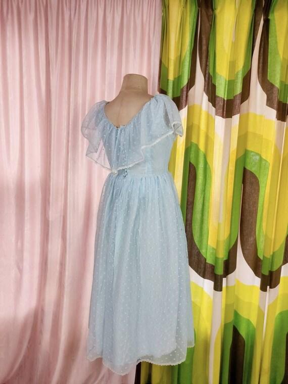 50s Tulle Dress