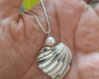SALE!!! Caribbean Sea Shells with Pearls | Emotional Flow & Syncronicity
