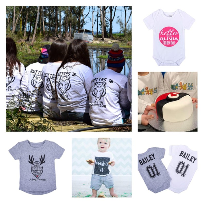 Black Circle Initial  Personalised Baby Onesie - Pregnancy Announcement Onesie Baby Announcement Baby Shower Gift