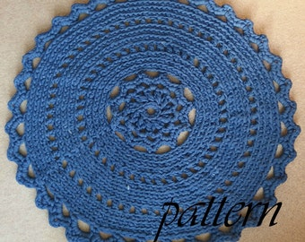 Crochet Rug Yarn Etsy