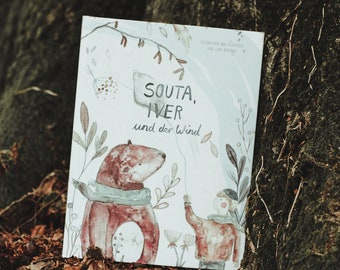 """Children's book """"Souta Iver and the Wind"""" (pre-order, shipping from 20.09.2021)"""
