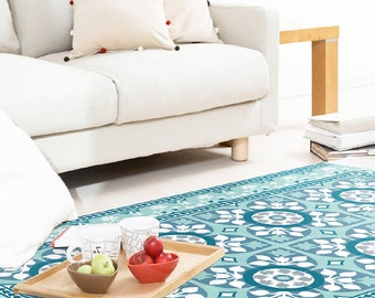 PVC Floor Mat, for the kitchen or the bath room  .Apollonia by TIVA DESIGN
