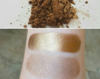 Cleopatra - Bronze-Brown, Mineral Eyeshadow, Mineral Makeup, Vegan