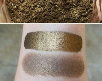 Belle - Golden Brown, Mineral Eyeshadow, Mineral Makeup, Vegan