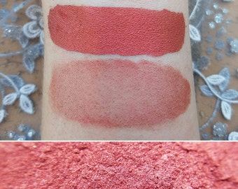 Baroness - Intense Red, Mineral Eyeshadow, Mineral Makeup, Vegan