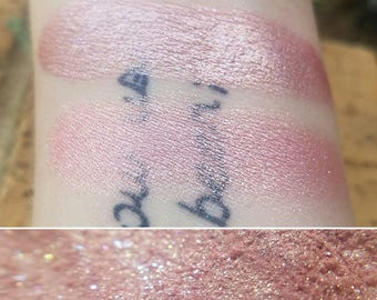 Sailor Moon - Baby Pink with a Gold Shift, Blue, Pink, and Gold Glitter, Mineral Eyeshadow, Mineral Makeup, Vegan