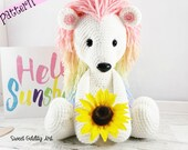 hedgehog crochet pattern, crochet hedgehog, amigurumi, hedgehog tutorial, hedgehog patterns