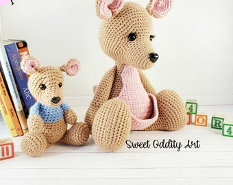 6618a80a43e0 kangaroo crochet pattern