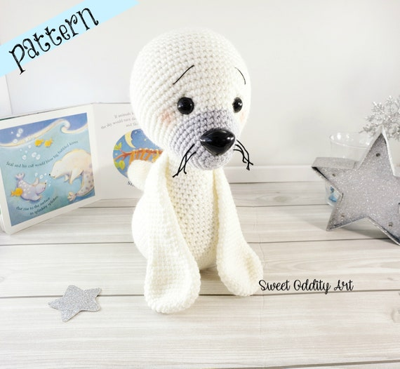 Little Muggles | Sammy the Seal | 526x570
