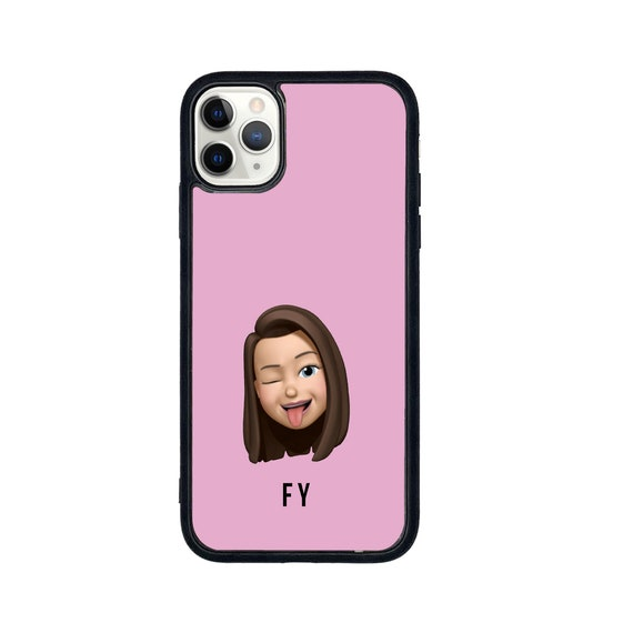 Personalised CUSTOM case (send any design or picture)  iPhone/Samsung/Huawei case with soft rubber sides and Tempered glass top