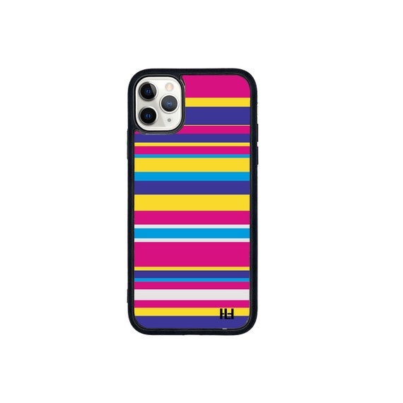 Striped phone case (more colours available)