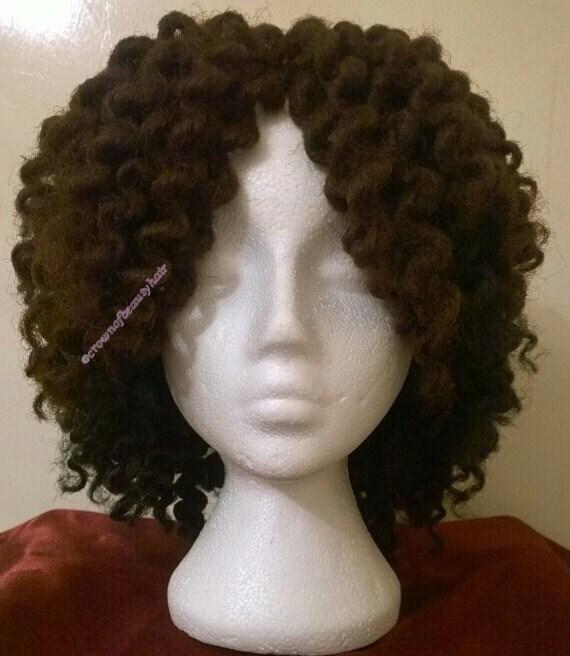 Marley Braids Twist Out Hair Crochet Wig Wigs Wig Etsy