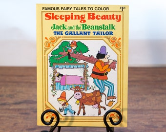 Fairy Tale Giant Coloring Book