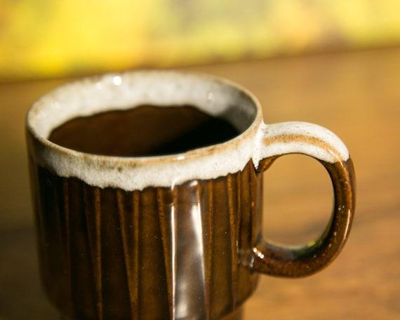 Looney Tunes Coyote 10oz Ceramic Brown Drinking Coffee//Tea Mug