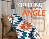HardCopy Book Quilting from Every Angle by Nancy Purvis