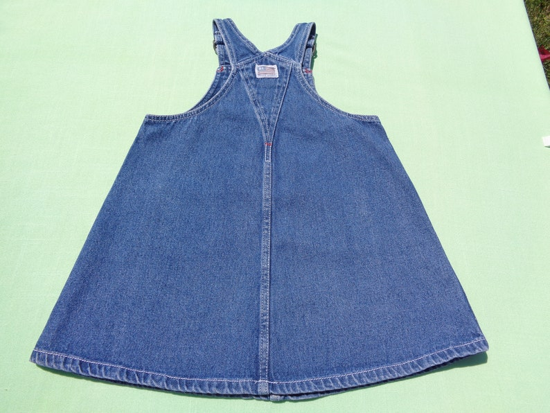 db0d25076a Vintage polo jeans company ralph lauren girls denim jumper