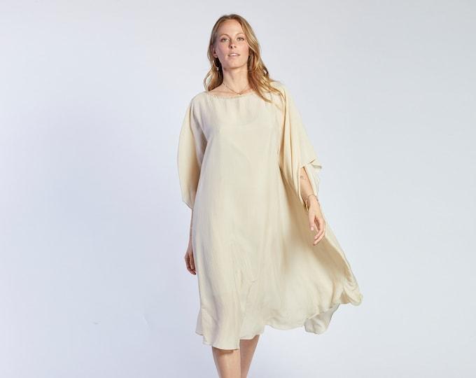 NEW COLLECTION Silk kaftan