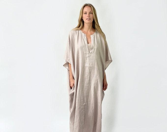 TULUM linen Dress