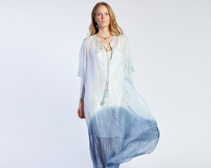 NEW COLLECTION light weight silk kaftan