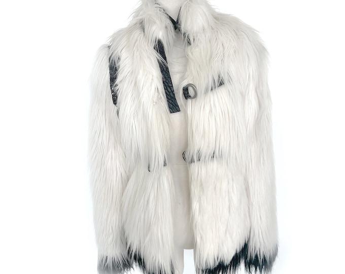 B*+S Faux Fur Coat