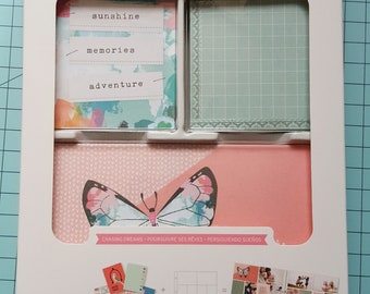 Project Life Chasing Dreams Journal Card Kit by Becky Higgins