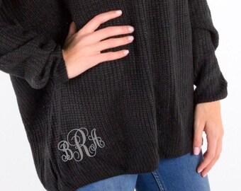 87f41b85f7 Monogrammed sweater