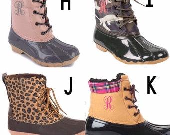 53f12e7ce396 Duck boots | Etsy