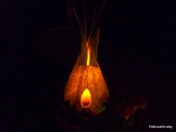 Gemstone Creek Fire inside. 3 Toadstools Toy and Soothing Night Light 3 Mice Rainbow Tipi\u00a9 Wool Felt 20cm Waldorf Playscape 20 x 25cm