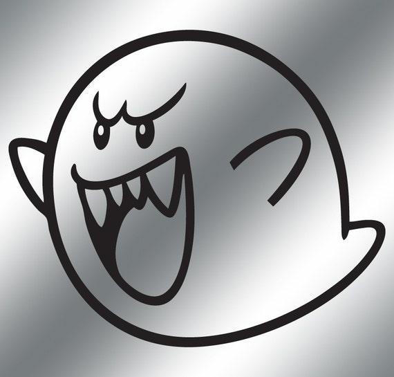 Boo Flex 9 Couleurs Au Choix Super Mario Bros Etsy