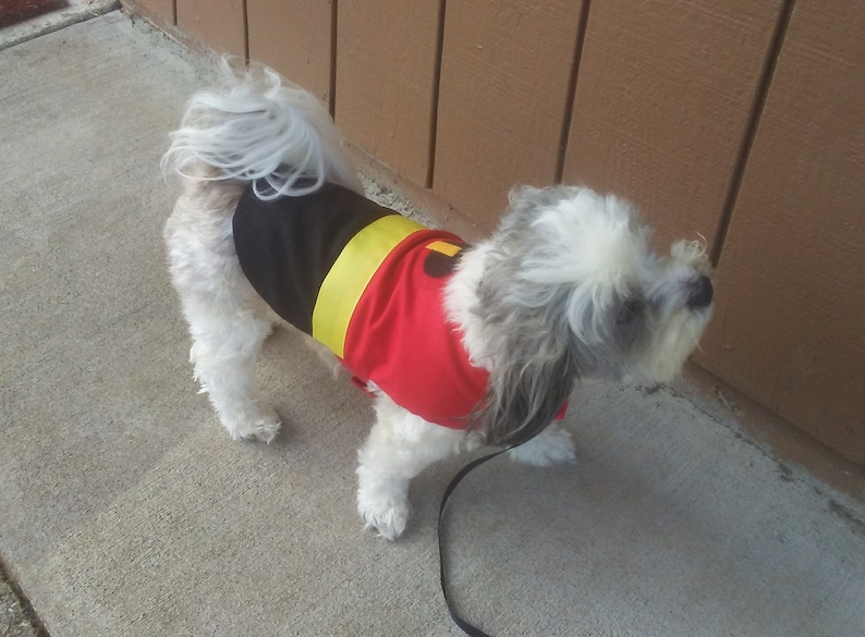 adf74d699 The Incredibles Incredibles dog costume Incredibles dog | Etsy