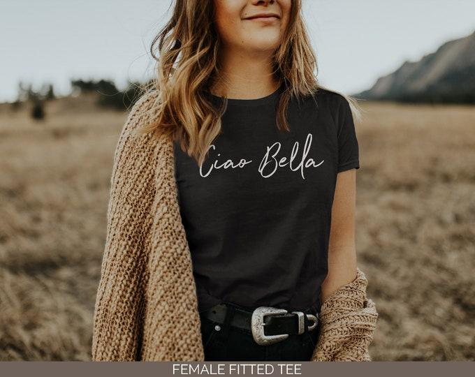 Feminine Cut T-Shirt