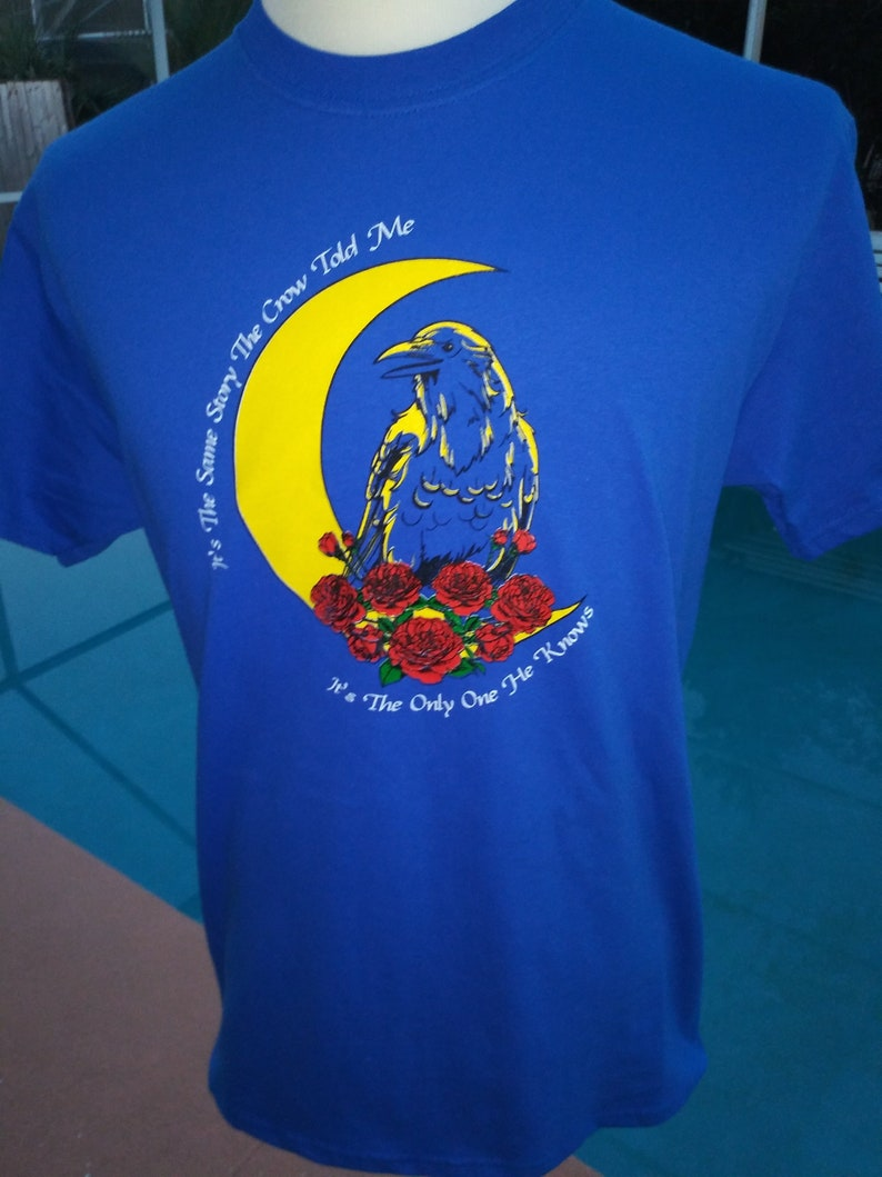 Grateful Dead Shirt-Uncle John's Band Shirt-Dead and image 0