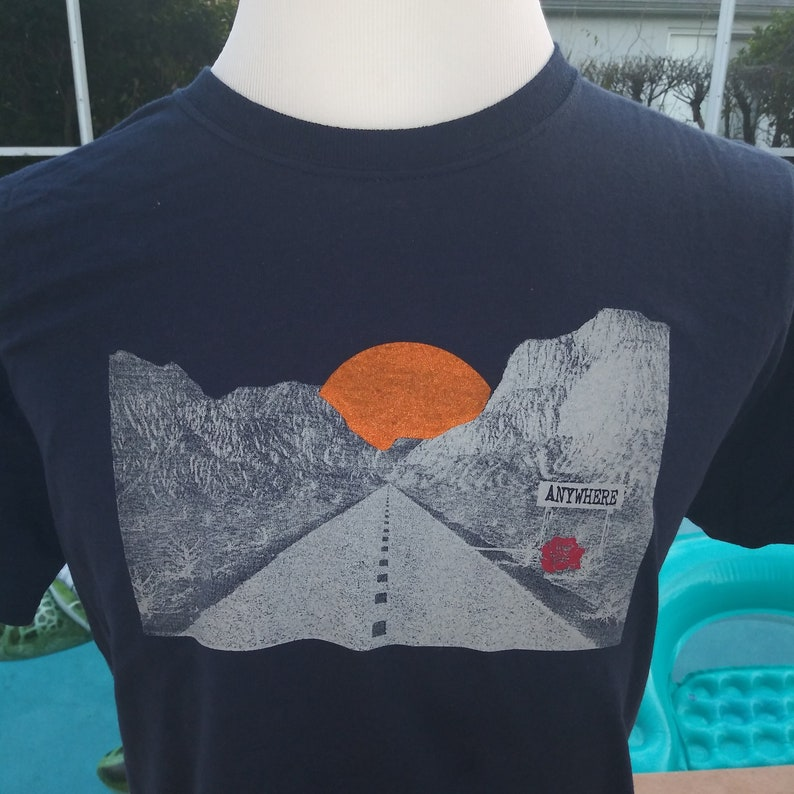 Grateful Dead Shirt-Crazy Fingers Shirt-Dark Star Orchestra image 0
