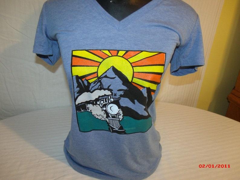 Grateful Dead Shirt-He's Gone Shirt-Women's Grateful image 0