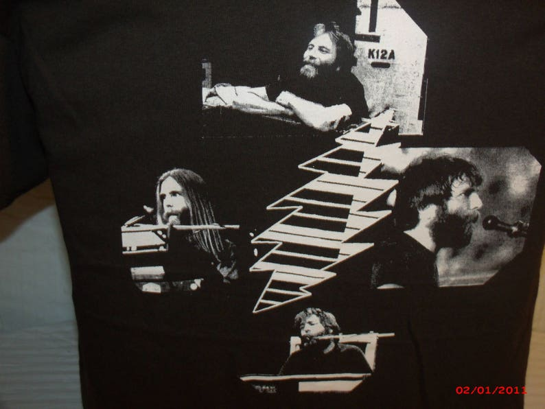 Shakedown Shirt-Lot shirt-Brent Mydland Just a Little image 0