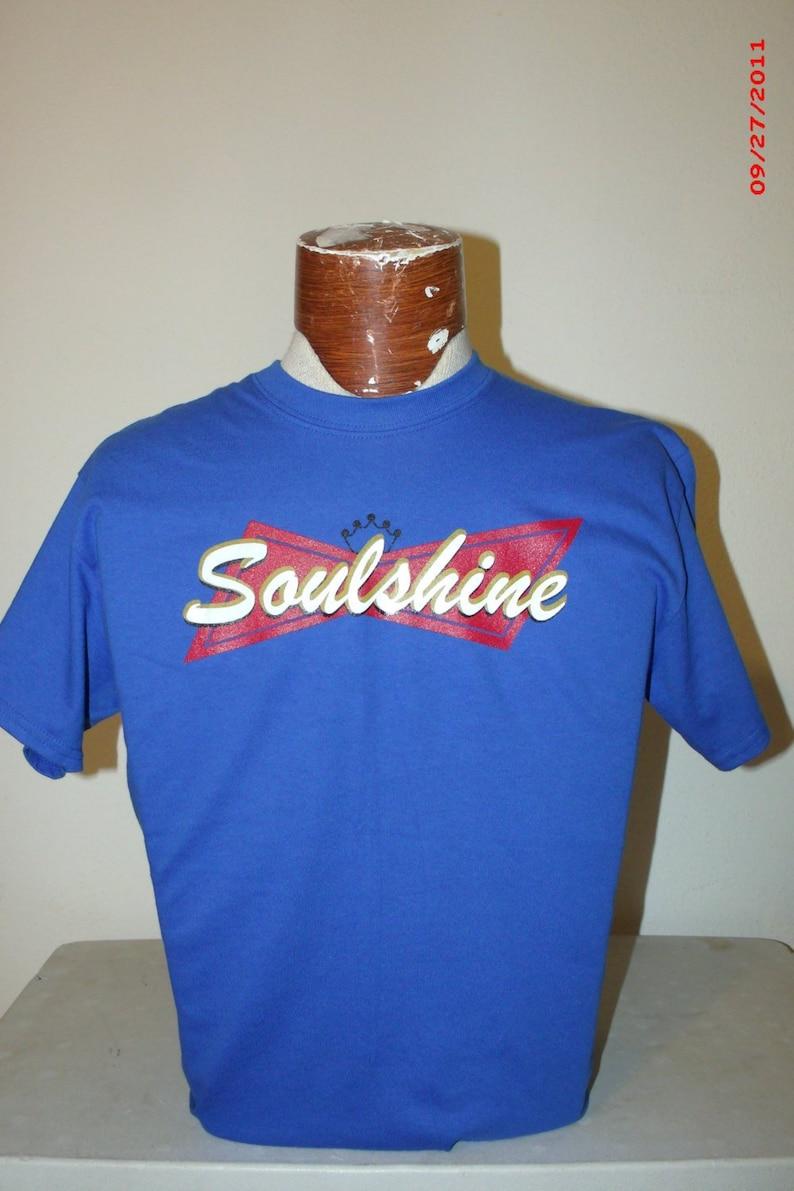 Allman Brothers Shirt-Soulshine Shirt-Warren Haynes Shirt-Greg image 0
